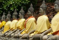 Estátua de Buddha Fotos de Stock Royalty Free