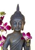 Estátua de Buddha foto de stock
