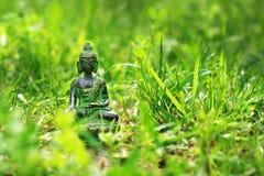 Estátua de Buddha Fotografia de Stock