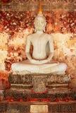Estátua de buddha Fotografia de Stock Royalty Free
