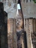 Estátua de Buddha de Sukhothai Imagens de Stock