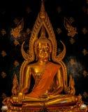 Estátua de Buddha em Tailândia Foto de Stock Royalty Free