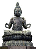 Estátua de Buddha em Tokyo Foto de Stock Royalty Free