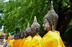 Estátua de Buddha, Tailândia Imagens de Stock