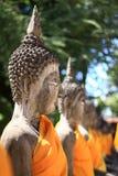 Estátua de Buddha, Tailândia Imagem de Stock