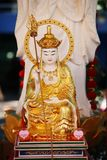 Estátua de Budha Fotografia de Stock Royalty Free