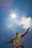 Estátua de Christ imagem de stock royalty free