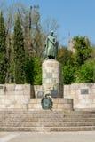 Estátua de D Afonso Henriques Fotografia de Stock