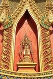 Estátua de Deva Fotografia de Stock Royalty Free