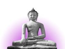 Estátua de Dhyani Buddha Aksobhya imagem de stock royalty free