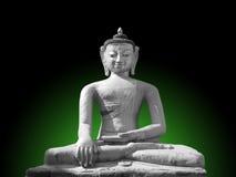 Estátua de Dhyani Buddha Aksobhya imagens de stock
