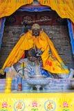 Estátua de Dragon King foto de stock royalty free