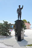 Estátua de Florida da praia de Clearwater Fotografia de Stock Royalty Free