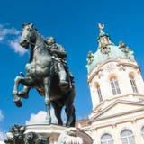 Estátua de Frederick William em Berlim Imagens de Stock