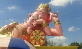 Estátua de Ganesh Imagem de Stock