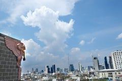 Estátua de Garuda Imagens de Stock