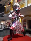 Estátua de Hanuman foto de stock royalty free