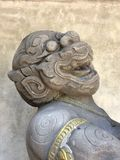 Estátua de Hanuman Fotos de Stock Royalty Free