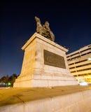 Estátua de Ibrahim Pasha imagem de stock royalty free