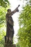 Estátua de Jesus. Imagem de Stock