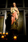 Estátua de jesus fotos de stock royalty free