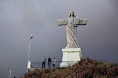 Estátua de Jesus Foto de Stock