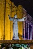 Estátua de Jesus Christ imagem de stock