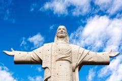 Estátua de Jesus Christ fotografia de stock