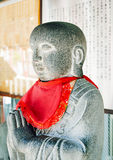 Estátua de Jizo Fotos de Stock Royalty Free