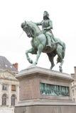 Estátua de Joana do arco fotos de stock royalty free
