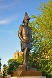 Estátua de John By no parque principal do monte do ` s, Ottawa Fotografia de Stock Royalty Free