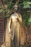 Estátua de Juliet, Verona, Italy imagem de stock