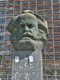 Estátua de Karl Marx Imagem de Stock Royalty Free