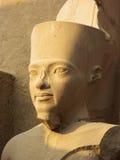 Estátua de Karnak Imagem de Stock
