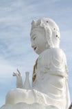 Estátua de Kuan Yin buddha fotos de stock royalty free
