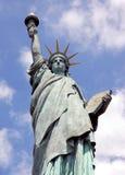 A estátua de liberdade Fotos de Stock