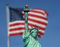 A estátua de liberdade Imagem de Stock Royalty Free