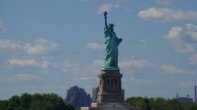 Estátua de Liberty Immigration imagem de stock