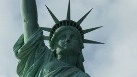 Estátua de Liberty Time Lapse - grampo 1 filme