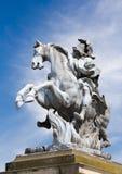 Estátua de Louis XIV - rei de França Fotos de Stock