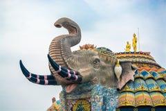 Estátua de Luang po Khoon Foto de Stock Royalty Free