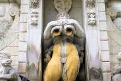 Estátua de mármore Imagem de Stock