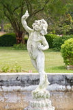 A estátua de mármore Imagens de Stock Royalty Free