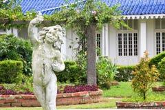 A estátua de mármore Foto de Stock