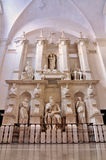 Estátua de Mozes por Michelangelo Foto de Stock Royalty Free