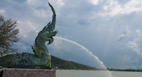 Estátua de Naka Imagem de Stock Royalty Free