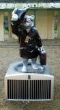 Estátua de Paddington Foto de Stock