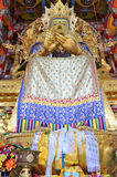 Estátua de Padmasambhava Fotografia de Stock Royalty Free