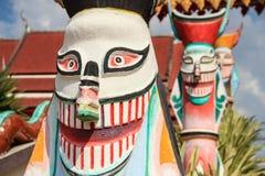 Estátua de Phi Ta Khon Fotos de Stock