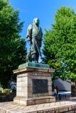 Estátua de Saigo Takamori, parque de Ueno, Japão Fotos de Stock